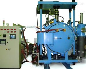 VVP 2300℃真空感应热压炉