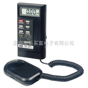 台湾泰仕TES-1334A照度计