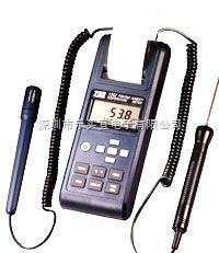 TES-1362 台湾泰仕TES-1362列表式温湿度计