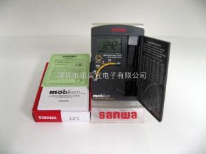 LP1激光功率计袖珍尺寸 日本三和Sanwa  LP1激光功率计袖珍尺寸
