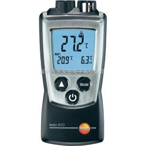 810 testo 经济型两用式温度测温仪