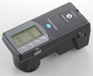 日本美能达CL-500A手持式分光辐射照度计