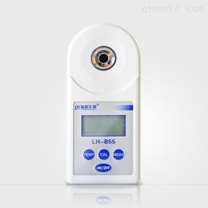 LH-B55 數顯糖度計 便攜式測糖儀 水果甜度計檢測儀