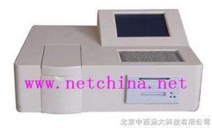 食品分析儀(測亞硝酸鹽、二氧化硫) 型號:M312496/中國