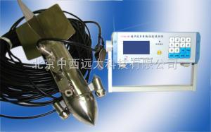 库号:M380131 便携式多普勒流速测量仪 型号:HXH03-1 库号:M380131