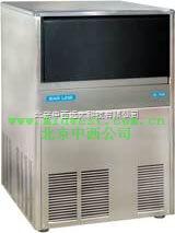型号M401524 制冰机(方型冰、不锈钢表面、连储冰箱、进口零件国内组装)