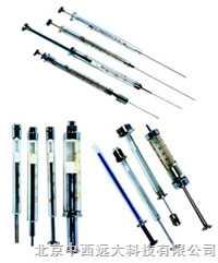 M50799  微量进样针/气密注射器(固定式/尖头) 型号:CN61M/1000μl库号:M50799