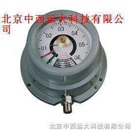 型号:ZSBY51-YX160-B 防爆点接点压力表