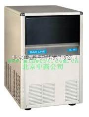 制冰机(方型冰、不锈钢表面、连储冰箱、进口零件国内组装)优势 型号:JAHY11/BL-75SS 库