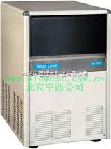 制冰机(方型冰、连储冰箱、进口零件国内组装)优势 型号:JAHY11/BL-75 库号:M40150