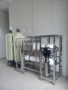 水处理设备的工艺