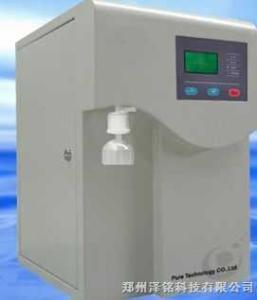 PCZ系列 純水機    細胞培養純水機    基因工程純水機