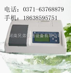 GDYN-106SD 农药残毒快速检测仪 有机磷及氨基甲酸酯类农药残毒快速检测仪