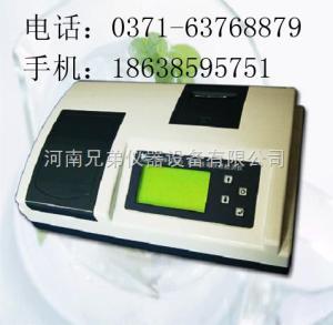 GDYN-308S农药残毒快速检测仪 有机磷及氨基甲酸酯类农药快速检测仪