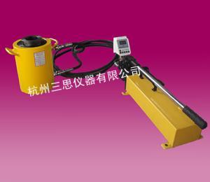 ZY-60 锚杆拉拔仪,杭州锚杆拉力计,60吨锚杆拉力计