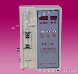 FBT-5型数显勃氏透气比表面积仪价格, 数显比表面积仪