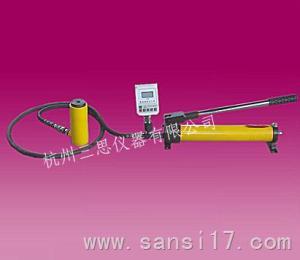 10T数显式锚杆拉力计,100KN锚杆拉拔仪使用说明书