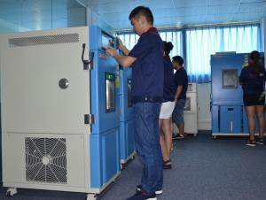 勤卓高温高湿试验箱可编程高低温湿热老化箱