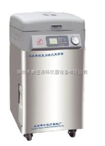 LDZM-40KCS标准配置 蒸汽内排 真空干燥高压灭菌器