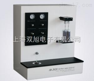 JB-2020测试仪 JB2020型比表面积测试仪JB-2020表面积测试仪