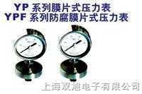 YPF系列 防腐膜片式压力表|YPF系列|