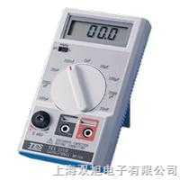 TES-1500 数字式电容表|TES-1500|