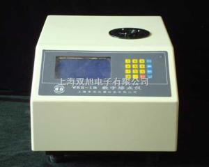 WRS-1B 数字熔点仪 WRS1B