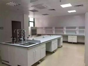 佳木斯实验室家具-七台河钢木中央实验台