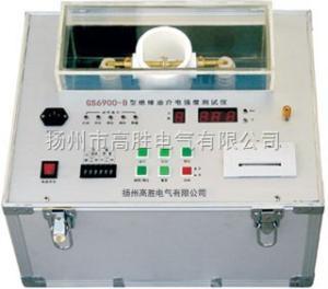 GS6900B 绝缘油介电强度测试仪使用说明