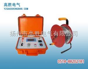 GS2580接地導通電阻測試儀參數