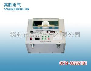 GS6900B绝缘油介电强度测试仪参数