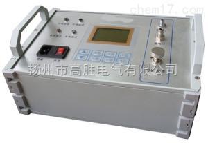 GSM-08 六氟化硫氣體純度分析儀