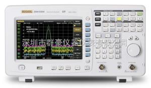 DM3064 普源DSA1030A頻譜分析儀|普源頻譜分析儀