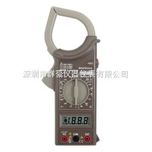 M266F 东莞华仪交流电流数字钳形表M266F|深圳华谊