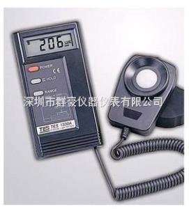 TES-1334A 台湾泰仕照度计TES-1334A|泰仕数字式照度计
