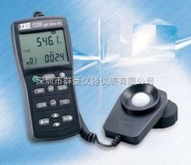 TES-1339 台湾泰仕照度计TES-1339-TES-1339