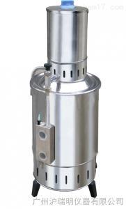 【上海三申不锈钢电热蒸馏水器】性能稳定,价格合理  不锈钢电热蒸馏水器