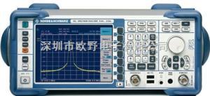 德國R&S FSC6 頻譜分析儀