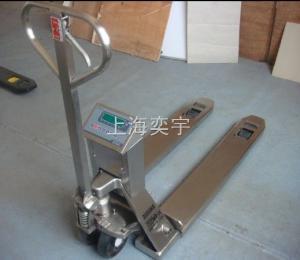 XK3190 不锈钢称重搬运车,不锈钢电子称重搬运车