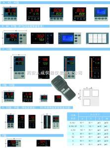 温度控制器及工业过程控制器