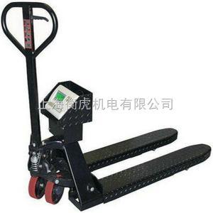YCS 不銹鋼叉車秤價格/防爆叉車秤/電子液壓叉車秤