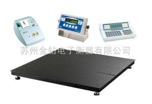 """XK3190-A9P 地磅秤""""帶打印電子秤""""地磅秤價格(金鉆衡器地磅秤)"""