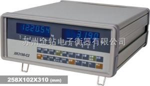 XK3190-C602 上海耀华控制仪表↘动态称重显示仪表↙Ψ料罐秤专用控制显示器