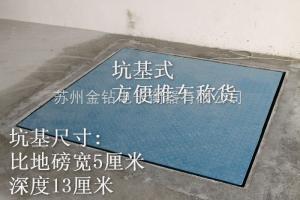 PK1212 3噸抗腐蝕地磅秤【耐磨】保定3噸防水地稱?!緦嵒荨?噸防暴平臺稱