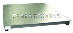 台面2米乘4米的小小地磅/2*4(m)10t地磅