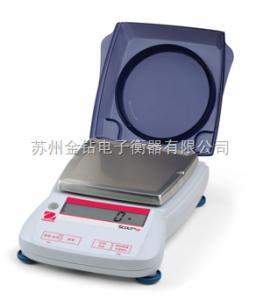 进口天平中文操作6000g天平/计件+密度称量6000g天平