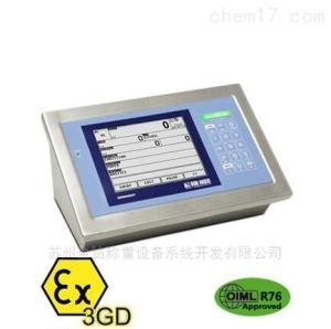 狄納喬3590EGT3GD 配料系統專用進口防爆稱重顯示器可連接PLC