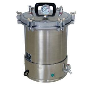 YXQ-LS-280S 手提式高壓蒸汽滅菌器【電熱型】