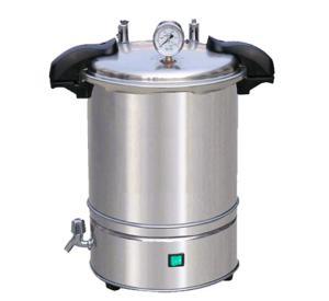 YXQ-LS-280S移位 手提式高壓蒸汽滅菌器【電熱快開門型】