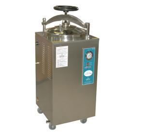 YXQ-LS-100SII 立式压力蒸汽灭菌器